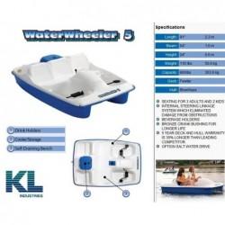 WaterWheeler 5 Seat Paddle...