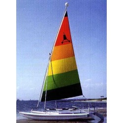 Aqua Cat 14 Catamaran Sailboat