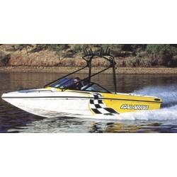 Performance Ski Boat