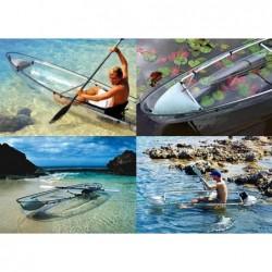 Molokini Glass Bottom Kayak