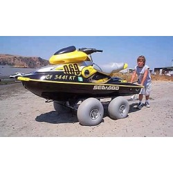 PWC Beach Dolly - 4 Wheel