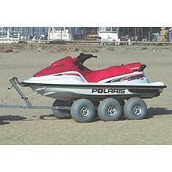 PWC Beach Dolly - 6 Wheel