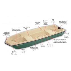 Sun Dolphin 12' Jon Boat