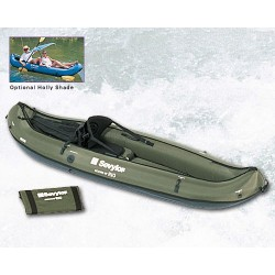 Rio Inflatable Single Canoe