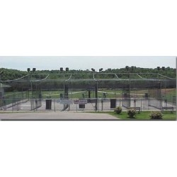 Rectangular Batting Cage