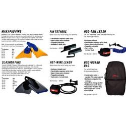 Bodyboarding Accessories