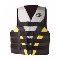 Four Buckle Vest