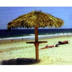 Palm Thatch Umbrella