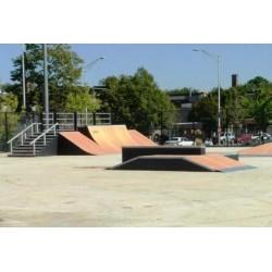 Intermediate Skate Park