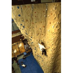 Molded Rock Climbing Panels